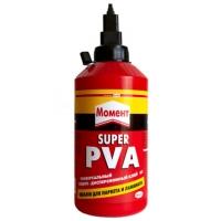 Клей для дерева Henkel Момент Super PVA (Супер ПВА)750 гр, 3 кг, 10 кг, 30 кг