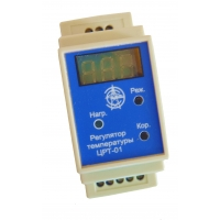 Регулятор-индикатор температуры  ЦРТ-01