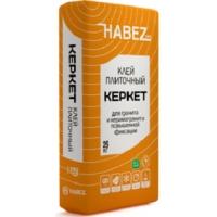 """Клей плиточный для гранита и керамогранита повышенной фиксации Habez-Gips """"Керкет"""""""