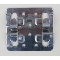 кляммер рядовой для керамогранита оцинкованный и нерж.
