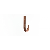 Кронштейн крепления желоба LINKOR (сталь 5мм)  Диаметр 150мм, L=158мм