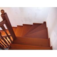 Деревянная лестница.  Откройте секрет хороших лестниц без скрипа