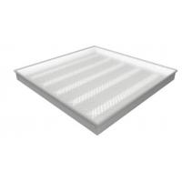 Встраиваемый потолочный светильник LeaderLight LL-DVO-041-M600x600 (LL-ДВО-01-041-3110-30Д/Б)