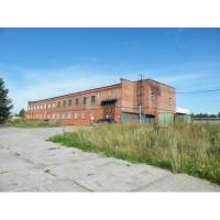 Здание административно-бытовой корпус