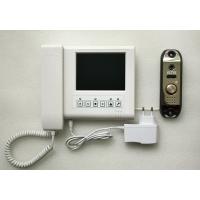 Комплект видеодомофона (с блоком памяти на 500 кадров) ELTIS 2