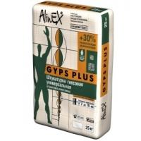 Штукатурка Gyps Plus 25 кг AlinEX