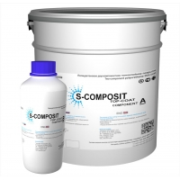 Защитный состав S-COMPOSIT TOP-COAT (CB)