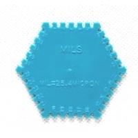 Гребенки пластиковые для измерения толщины мокрых пленок
