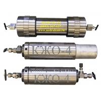 КЖО-4 контейнер жидкостный пробоприемник для отбора проб нефти г