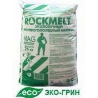 Противогололедный материал Рокмелт Rockmelt MAG
