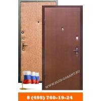 Входные двери Гарант Плюс с отделкой винилискожа-винилискожа