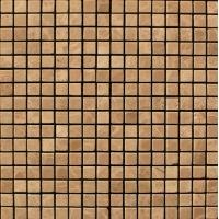Мозаика из натурального мрамора China Emperador Light чип 20*20