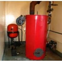 Котел на отработанном масле ЭКОМ - 15 водогрейный отопительный