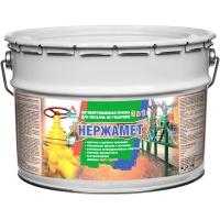 Нержамет — антикоррозионная краска для металла, алкидно-уретанов