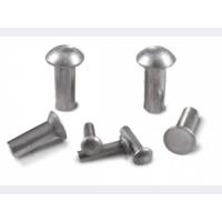Заклепка ГОСТ 10299-80, 10300-80 алюминий, медь