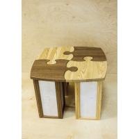 Мебель из массива дерева (бук, дуб, лиственница, сосна)