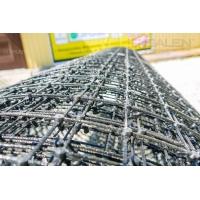 Базальтовая сетка ROCKMESH – оптимальный материал для штукатурки