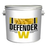 Огнезащитная вспучивающаяся краска DEFENDER W (на водной основе)