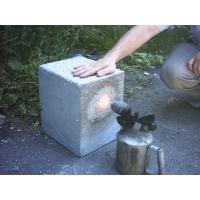 Установка для изготовления строительных блоков