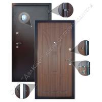 Межкомнатные филенчатые двери из массива сосны ДваКрат ООО