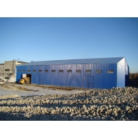 Каркасно тентовые конструкции, ангары, склады