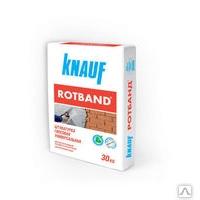 Гипсовая штукатурка Кнауф Rotband