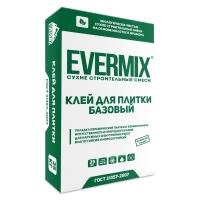 Клей для плитки «Базовый» EVERMIX