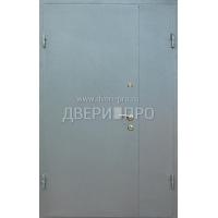 Металлическая дверь для тамбура