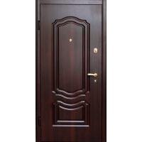 Сейф-дверь Статус Дверь Статус-7«Клееная с наличником МДФ»