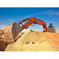 Песок для кладки, раствора, стяжки купить с доставкой