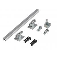 Система роликов и направляющих для балки Х/К 138Х144Х6 L=800 DoorHan
