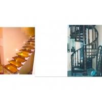 Лестницы из дерева дуб, ясень, бук, лиственница, сосна stairways 2009