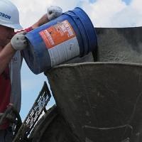 Гидроизоляция бетона на стадии заливки Пенетрон