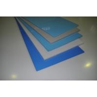 Лист полипропиленовый голубой 5х1500х3000 мм