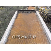 Металлоформа плиты железобетонной  ПДГ 1.5-5