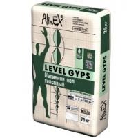 Наливной пол Level Gyps 25 кг AlinEX