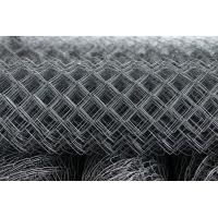 Сетка плетеная (рабица) из стальной проволоки,  d=1,6 мм, рулоны (1,5 м х 10 м)