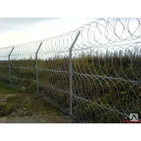 """Спиральный барьер безопасности """"ЕГОЗА"""" (600 мм;450 мм;"""