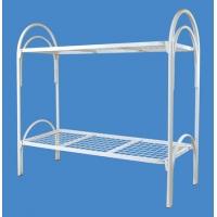 Кровати металлические с ДСП спинками, кровати одноярусные