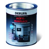 Универсальная акриловая эмаль Derufa Acryl-buntlack