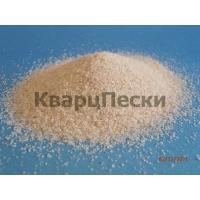 Песок кварцевый фракция 0,8-2,0 мм.  ГОСТ 51641-2000