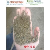 керамзит фр. 0-5 в мешках