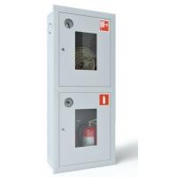 Шкаф для пожарного крана 320-12, р-р 590х1350х230 мм