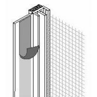 Профиль примыкающий с армирующей сеткой 9 мм./2400 мм. Бауком