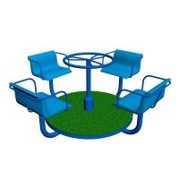 Карусель 4 сидения