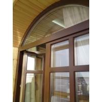 Окна деревянные, окна евростандарт. БЕРКАНА
