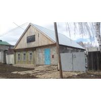 Неготовый дом с мансардой в спокойном г.Елабуге близко р.Кама