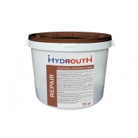 Штукатурная, ремонтная сухая гидроизоляционная смесь HYDROYTH REPAIR