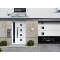 Гаражные ворота Hormann (Хёрманн LPU 40 Design L-гофр Silkgrain