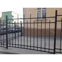 Забор металлический. Сталь-Проект